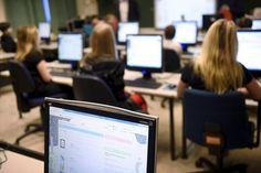 Oppilaiden tieto- ja viestintätekninen osaaminen on kohtuullisen hyvää.