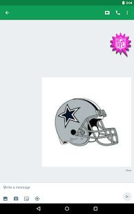 NFL Emojis- screenshot thumbnail