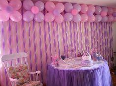 Exciting Princess Birthday Decorations and DIYs Birthday Party Decorations Diy, Diy Birthday, Balloon Decorations, Baby Shower Decorations, Birthday Parties, Birthday Cake, Baby Shower Princess, Princess Birthday, Deco Originale
