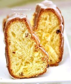 babka z bakaliami Polish Recipes, Healthy Dishes, Chocolate, Banana Bread, French Toast, Tasty, Sweets, Breakfast, Food