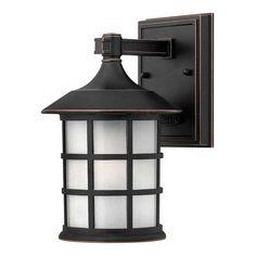 Hinkley Lighting Freeport Small Wall Outdoor