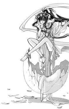 RG Veda Illustrations Collection Tenmagouka/#43987 - Zerochan