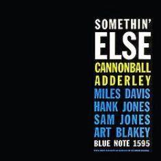 """VAI UM SOM AÍ?: Cannonball Adderley – """"Somethin' Else"""" é um álbum ..."""