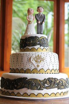 Wedding cakes broome county