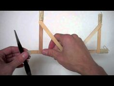 Zipline Racers Stem Projects, Projects For Kids, Diy For Kids, Project Ideas, Craft Sticks, Craft Stick Crafts, Steam Activities, Activities For Kids, Learn Physics