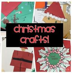 SLP Corner: A Little Jingle Jangle – Christmas Speech/Language Crafts - pinned by @PediaStaff – Please Visit  ht.ly/63sNt for all our ped therapy, school & special ed pins