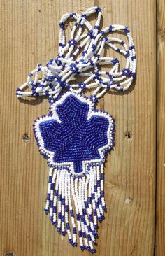 Toronto maple leafs crest by deancouchie on Etsy, $65.00