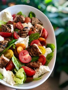 Tonight& dinner menu still in the works? This turkey-twist recipe from Andrea Buckett is sure to drive you caprese! Healthy Dinner Recipes, Cooking Recipes, Twisted Recipes, Quick Recipes, Good Food, Yummy Food, Tasty, Clean Eating, Healthy Eating