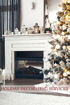 Does the thought of decorating your home for the holidays make you cringe? Read on to see how we can help you reduce your holiday stress!