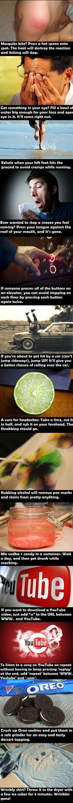 Funny pictures about amazing life hacks. oh, and cool pics about amazing life hacks. also, amazing life hacks. Amazing Life Hacks, Simple Life Hacks, Useful Life Hacks, Daily Hacks, Flylady, The More You Know, Good To Know, Home Remedies, Natural Remedies