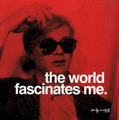 Love these Andy Warhol prints.