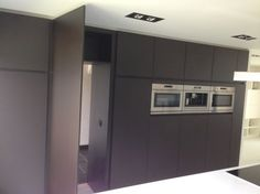 Image result for deur ingewerkt in keuken