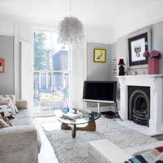 Step inside this traditional Victorian terrace with a very modern update