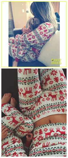 super cute Christmas Pajamas