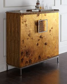 Lee+Lacquered+Side+Cabinet+at+Neiman+Marcus.