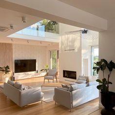 Dream House Interior, Dream Home Design, My Dream Home, Home Interior Design, Dream Apartment, Aesthetic Rooms, Scandinavian Home, Open Plan Living, Dream Rooms