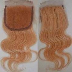 #27 Blonde Lace Closure Body Wave Bleached Knots 4*4 Inch Free Middle 3 Part 8a Grade Brazilian Peruvian Indian Malaysian Virgin Human Hair Brazilian Lace Front Wigs Top Closure Weave From Fashionhairqd, $14.88| Dhgate.Com
