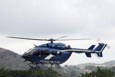 Grupamento Aeromóvel (GAM) da Polícia Militar Estado do Rio de Janeiro.J