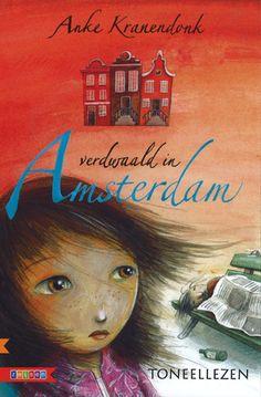 AVI-E6. Hachi (11) is een dagje met haar moeder in Amsterdam. Ze raken elkaar kwijt. Tijdens de zoektocht naar elkaar komen ze allemaal 'bijzondere' mensen tegen. Verhaal in de vorm van een toneelstuk.