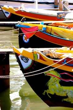 Boats in Torcello, Veneto, Italy, province of Venezia