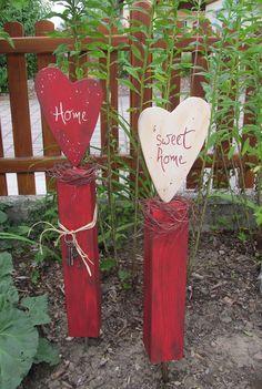 Garten, schöne Idee