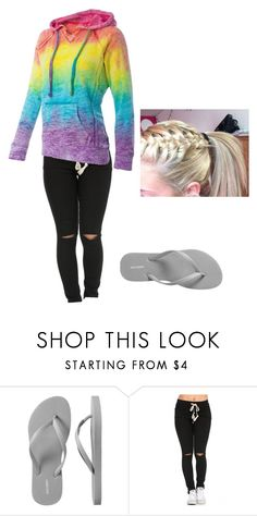 """""""Running around town"""" by danceralla on Polyvore featuring Old Navy"""