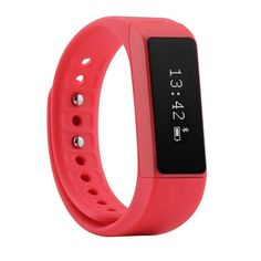 """Fashion Fitness Tracker Smart Watch for iPhone 6/5S Android Samsung Galaxy S6 S5 S4 Smart Wristband Pedometer 0.91"""" OLED"""