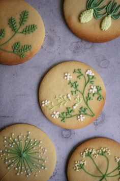 Cookies and Royal Icing — Penelope d'Arcy Graham