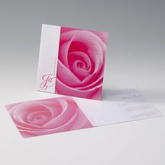 Wedding card - Rose 2