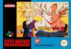 Dragon Ball Z : La Légende Saien - Super Nintendo - Acheter vendre sur Référence…