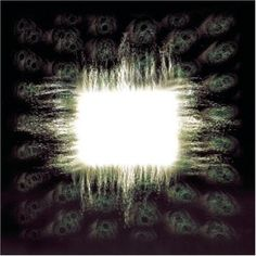 Tool - Anemia - One of many brilliant cover art designs for Tool, this one is also a stunning optical illusion.