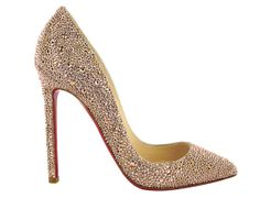 Christian Louboutin Escarpins Pigalle strassés http://www.vogue.fr/mode/shopping/diaporama/shoes-party/11093/image/655924#!christian-louboutin-escarpins-pigalle-strasses-prix-sur-demande
