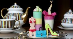 Afternoon tea for fashionistas- Love