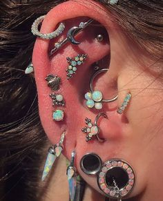 Did you know body-mods have always been in style, from the Ancient Egyptians to the age of Industrial ear piercings! Those mummy's sure had style.