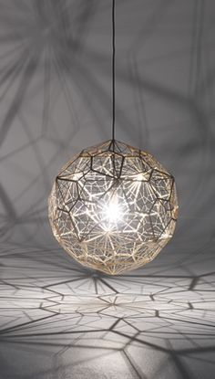 create one made of tetrahedron shape and add stained glass