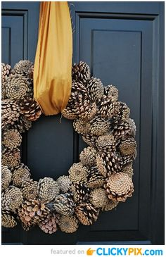 26 Fall Wreath Ideas