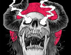 "Check out new work on my @Behance portfolio: ""El Diablo"" http://be.net/gallery/65032665/El-Diablo"