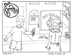 Self control coloring pages for sunday school ~ Self-Control Printables | Show me more self control ...