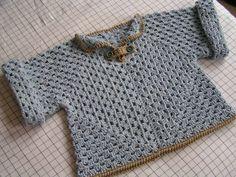 Tunique au crochet http://bazel.canalblog.com