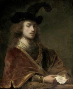 Ferdinand Bol · Self · 1648 · Collezione privata