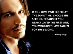 pirates of the caribbean quotes | Johnny Depp Quotes From Pirates Of The Caribbean 2 #2  I pinned this because I love johnny depp!