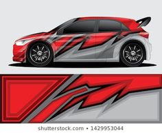 Rally Car, Car Wrap, Portfolio, Car Decals, Abstract Backgrounds, Hot Wheels, Race Cars, Racing, Bike