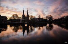 Oostpoort Delft / The Netherlands