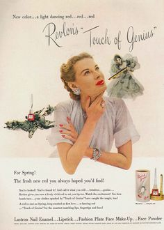 All sizes | April Vogue 1949 | Flickr - Photo Sharing!