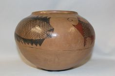 Native Pottery : Very Unique Native American by CulturalPatina
