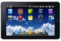 Maylong M-150 Android Tablet $100