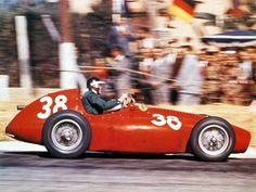 1954 GP Hiszpanii (Mike Hawthorn) Ferrari 553 Super Squallo