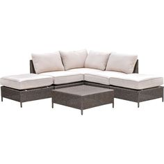 Found it at Joss & Main - 6-Piece Deven Patio Seating Group