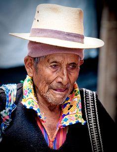 Native from Guatemala Highlands, Chichicastenango