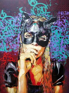 Kill the Clown Street Art By Andrea Michaelsson